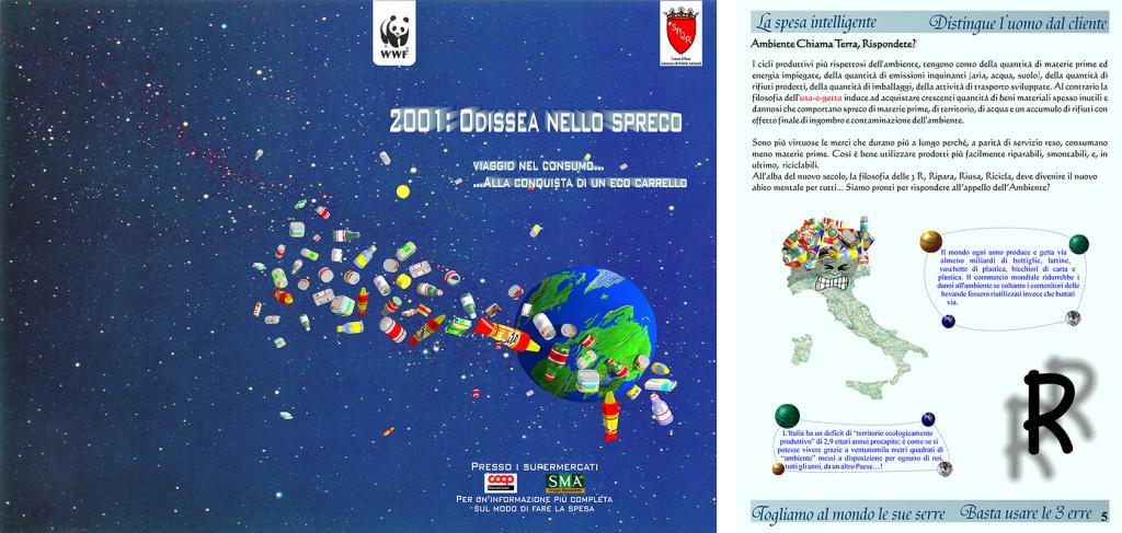 2001 Odissea nello spreco - vademecum