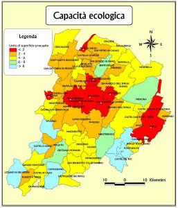 Capacità ecologica