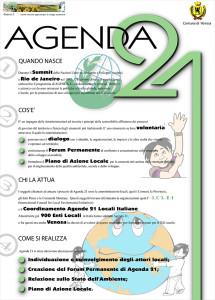 Agenda21 Venosa - poster n. 1