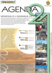 Agenda21 Venosa - poster n. 2