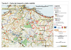 Trasporti e viabilità