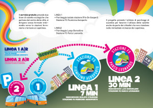 Fiumicino GreenBus brochure interno