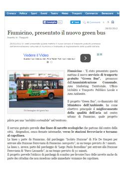Fiumicino - progetto SEMPLIFICA