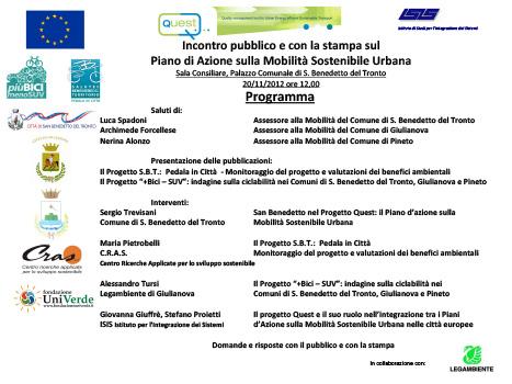 Microsoft PowerPoint - programma evento pubblico_20_11_12